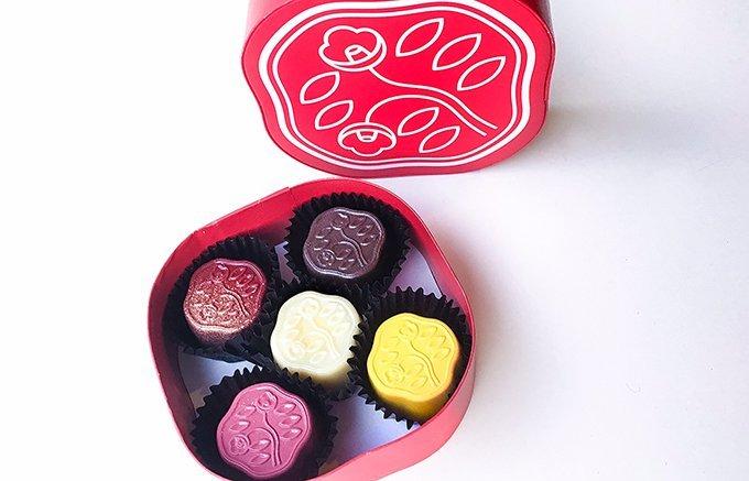 銀座で極上のチョコレートを!高級感あふれるジュエリーみたいな宝石チョコ