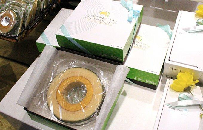 お茶の水女子大学Ochasと不二家コラボ商品「2層の贅沢バウム」に込められた想い