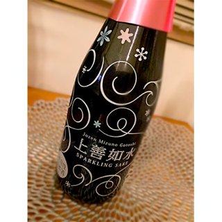 桃の節句にぴったりスパークリング日本酒「上善如水Sparkling Sake」