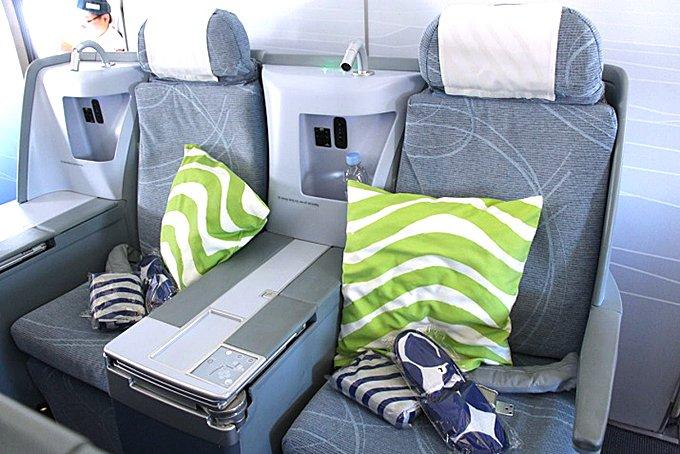 「マリメッコ」だらけの空間で過ごせる飛行機会社フィンエアー限定のカワイイ食器
