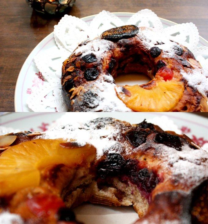 アタリが出れば幸せが!?クリスマスから新年に食べるポルトガルの「王様のケーキ」!