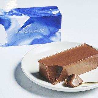 心地よい口どけにうっとり。盛夏にこそ味わいたい、自信の生チョコムース