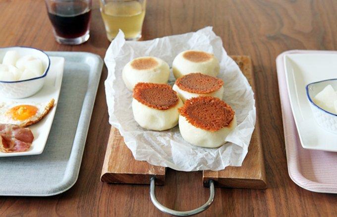 フライパンで焼くパン作りにおすすめ!国産小麦の強力粉「埼玉県産ハナマンテン」