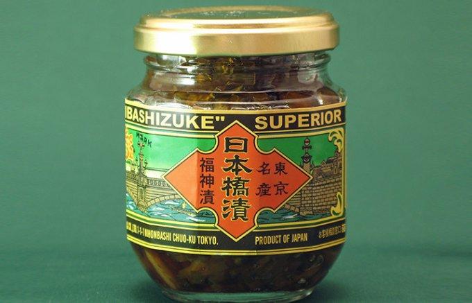 「日本橋漬」は100年愛されている大人の福神漬け
