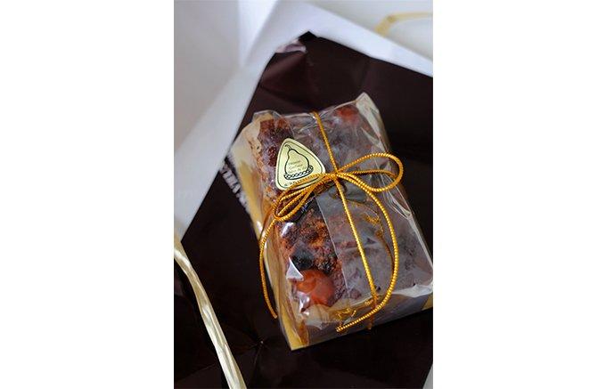 オーボンヴュータンのフルーツケーキ『ケークアングレ』