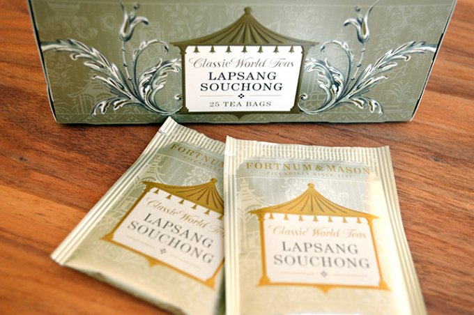 英国では紳士が衿を正すといわれる、一目おかれる紅茶「ラプサン・スーチョン」