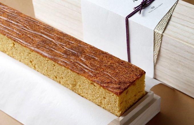 【大人の贈り物】日系デラックスホテルの日本酒ケーキを味わう