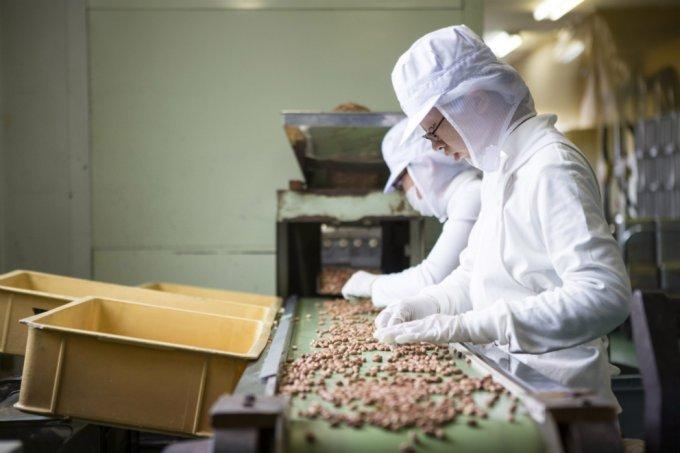素材のセレクトが粋!職人が手掛ける本格豆菓子