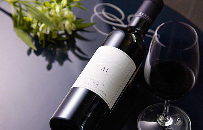 あの「カプコン」の創業者のワイナリー「KENZO ESTATE」の和装ワイン