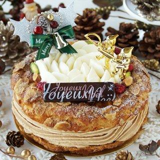 この時期だけの限定販売!クリスマスを彩るスペシャルな「クリスマスケーキ」