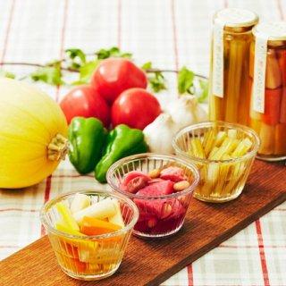 冬の野菜不足の解消に!食卓を彩るピクルス&変わりキムチ