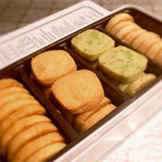 キリッと冷えた泡やワインのお供に。塩味×チーズがクセになる大人のクッキー