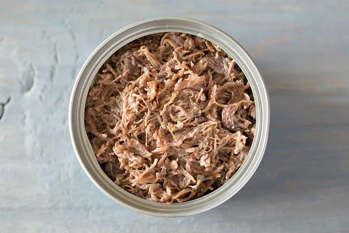 余計な味がしない! 肉と牛脂と塩だけで作ったスーパーナチュラル・コンビーフ