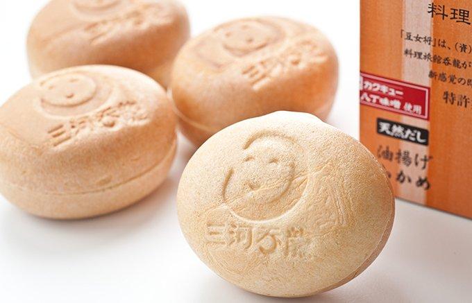愛知の料理旅館「呑龍」と八丁味噌の名店が作った絶品!即席味噌汁「豆女将 三ツ葉」