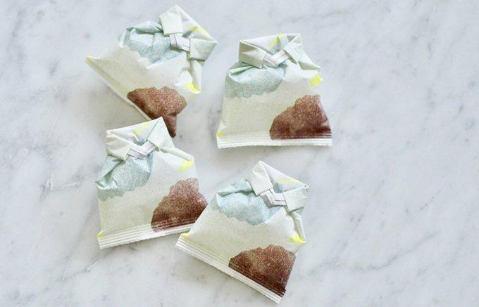 センスいいね、と言われる上品な贈り物。『菓菓 かはん』の「円雨」