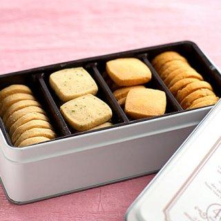 鎌倉レ・ザンジュの塩味クッキー『プティ・フール・サレ』