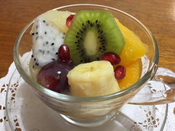 永遠のスタンダード、『近江屋洋菓子店』の昭和レトロな「フルーツポンチ」