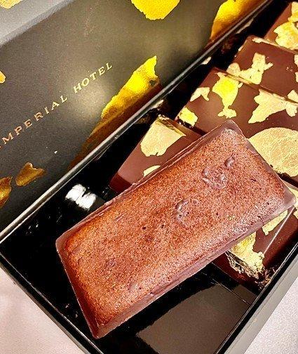 帝国ホテル東京でプレミアムな焼菓子が登場