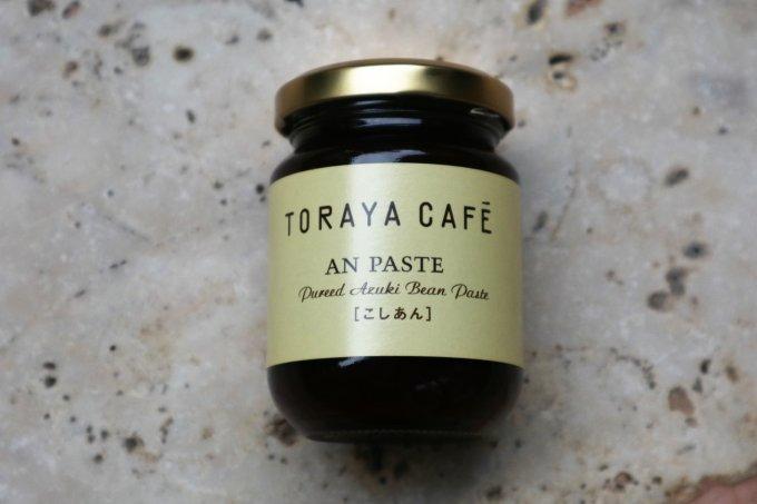 ちょっとした手土産にもおすすめな、TORAYA CAFEのあんペースト