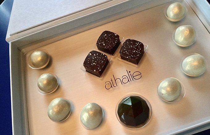 食べる宝石!エレガントそのもの南青山「athalie」のチョコレート