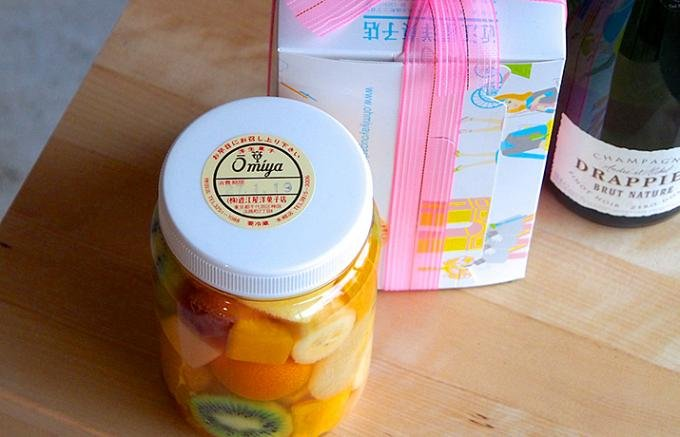 果実そのもの以上に果実を楽しめる!果実を生かしたスイーツ手土産