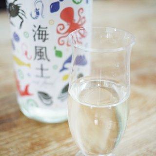 広島安芸津町の海の幸に合わせた日本酒『海風土』