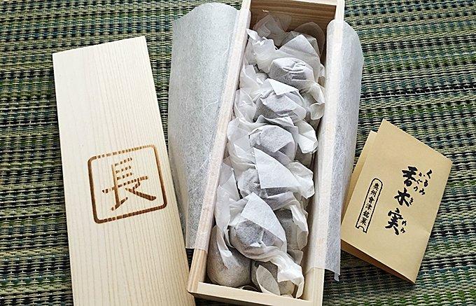 伊勢志摩サミットでも振舞われた会津の和菓子「香木実」
