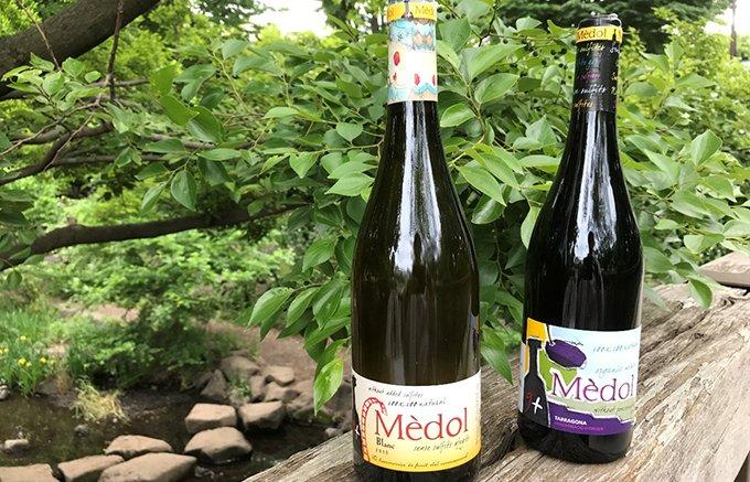 自然界のパワーを最大限に利用した白ワイン「メドル・カルトイシャ」
