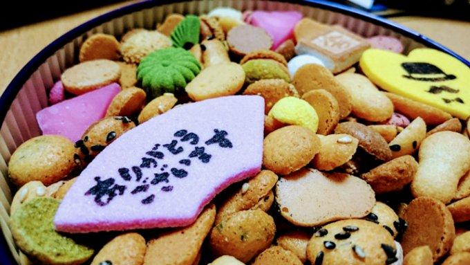 伝統菓子で想いを伝える。カラフル楽しい「冨貴寄」