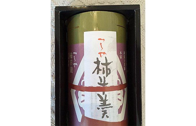 滋味溢れる岐阜県大垣市「つちや」の伝統銘菓【柿羊羹】