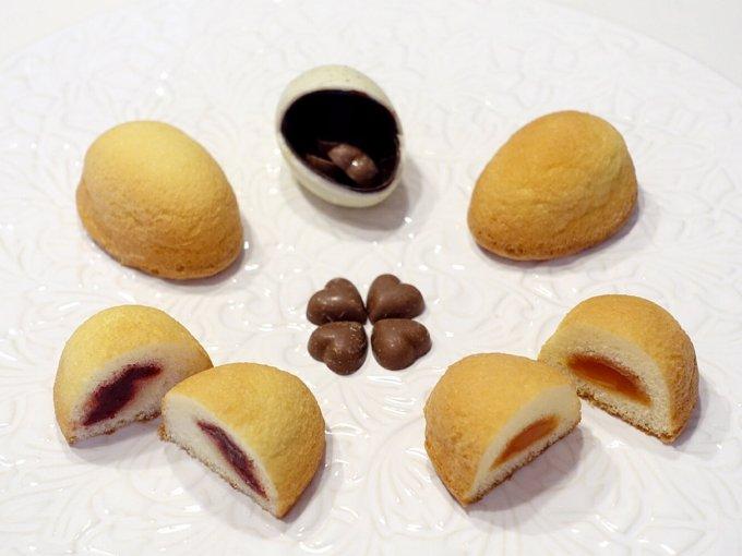 「クラブハリエ」にイースター限定の卵型焼き菓子が登場!