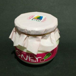 木曽の伝統食である「すんき漬」の植物性乳酸菌を使ったヨーグルト「SNKY」!