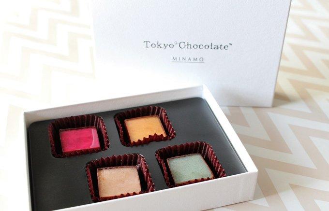 """思わず写真を撮りたくなる""""東京の空""""を表した「美しすぎるチョコレート」"""