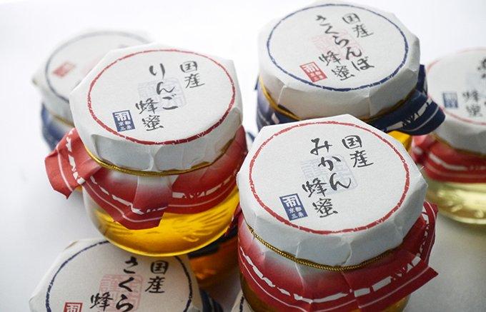 きっと自分好みの蜂蜜が見つかる!品揃え豊富な「ミール・ミィ」の国産蜂蜜