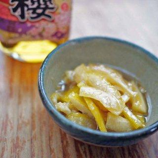 """【簡単!便利!】20分で作れる「九重櫻」をつかった万能調味料""""みりんレモン"""""""