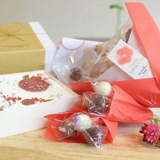母の日に贈りたいとっておきのブーケNOAKE TOKYOの「ボンボンキャラメル」