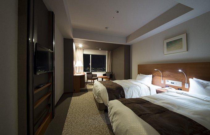 【季節限定】大阪で一番夜景がきれいなホテルの「港のモンブランケーキ」
