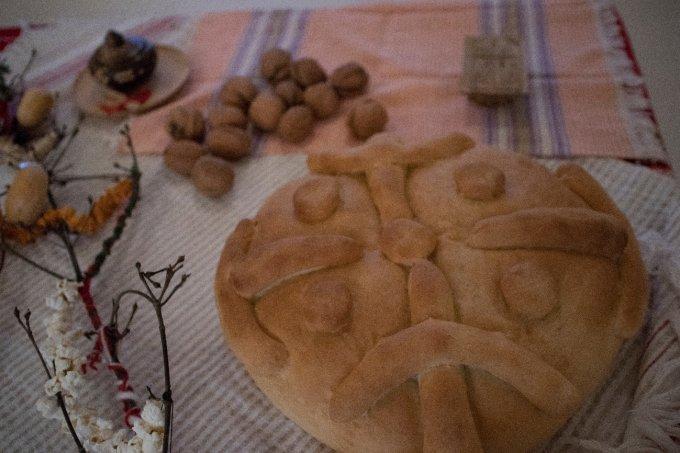 クリスマス伝統のスルバチカとクリスマスパン