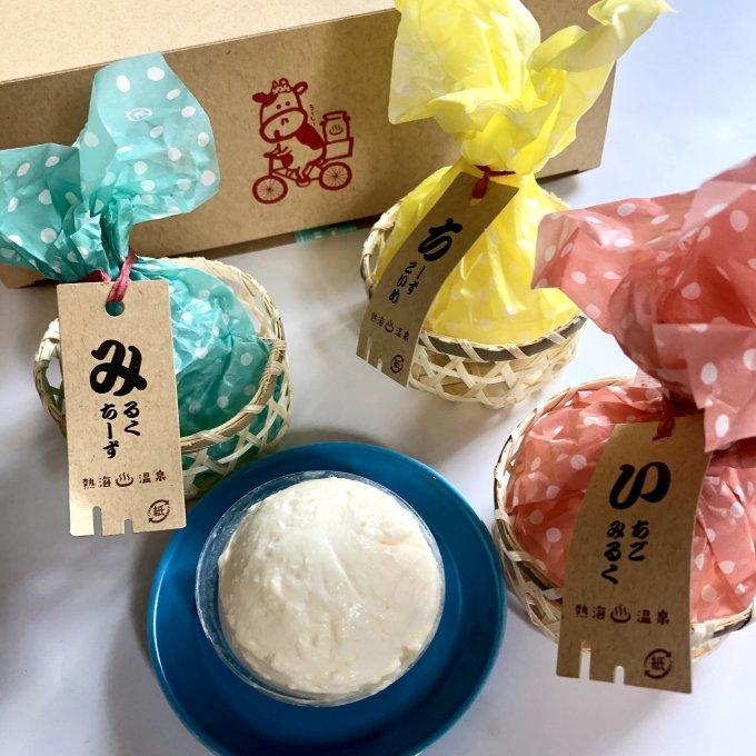 熱海温泉のレトロ可愛い湯上りスイーツ「風呂まーじゅケーキ」新登場!