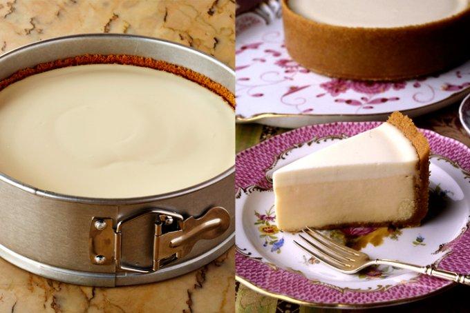 一口で虜になった「至福のチーズケーキ」
