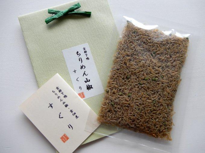 「知る人ぞ知る京の逸品」と食のプロにも評される「すぐり」の『ちりめん山椒』