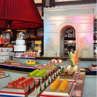 セント レジス ホテル 大阪の新デザートブッフェ「パリジェンヌ」