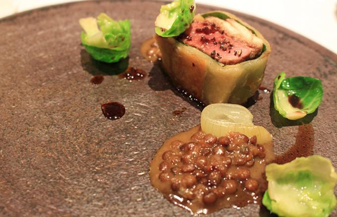 オーストラリア最高級食材をスターシェフが料理したら?至極の料理とワインの夕べ