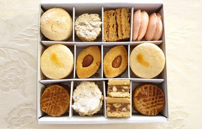 挨拶まわりの手土産にピッタリ!日持ちもして絶対に美味しいクッキー10選