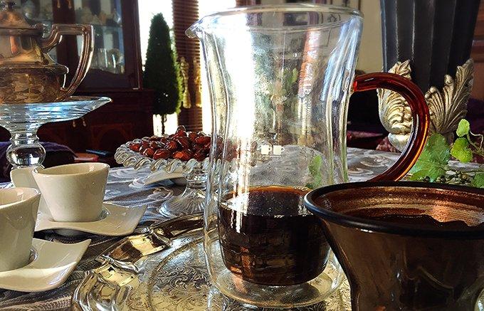 コーヒーのアロマオイル抽出!ハンドドリッパー革命