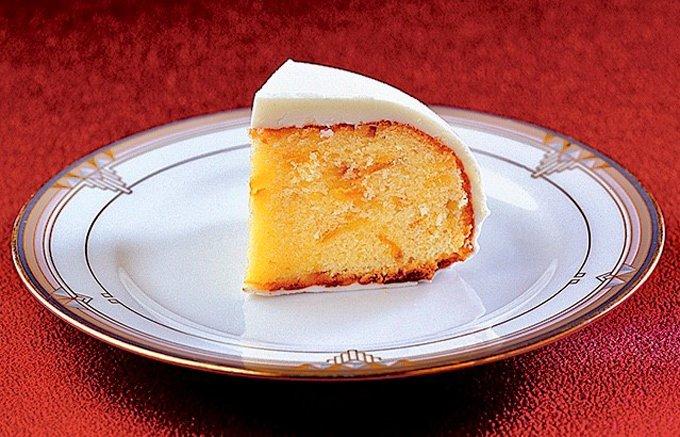 """グランドパレスの名物""""オレンジケーキ""""が鏡餅に!一味違う甘~い鏡開きはいかが?"""