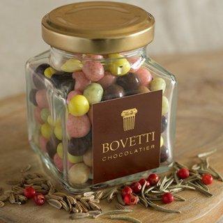 6種のフレバーが楽しめる! エレガントな粒チョコ「ボベッティ」