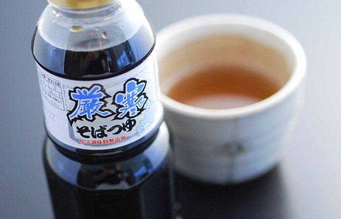 新そばの季節 日本一のそば粉産地発。新そばの香りを最も楽しめる「厳寒そばつゆ」