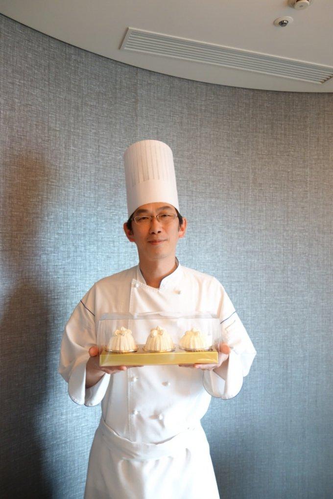 パレスホテル東京で3種類のマロンシャンティイセットが新発売!