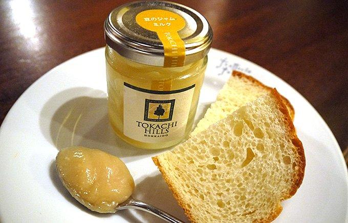 なめらかなコクと豆の旨味!北海道十勝ヒルズの「豆のジャム」